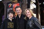 04-01-11 James - Kassie DePaiva & son JQ - Nightmare Alley, NYC