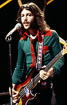James Gang 1971 Dale Peters on Top Of The Pops<br /> &copy; Chris Walter