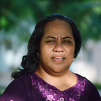 Tererei, Director for the Environment.