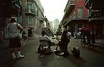 New Orleans. December, 2002.