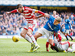 Martyn Waghorn and Massimo Donati