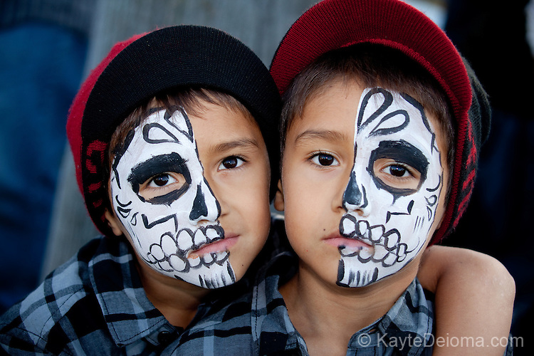Day of the Dead | Kayte Deioma Travel Photography