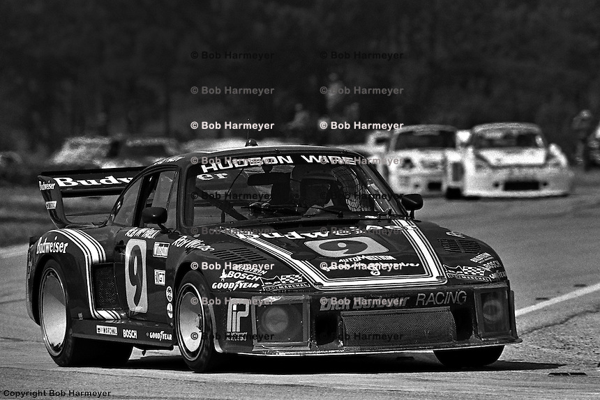 The Porsche 935 driven by Rob McFarlin,  Roy Woods and Bob Akin won the 1979 12 Hours of Sebring, completing 239 laps.