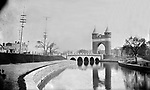 Frederick STone negative. Hartford - Soldiers' Arch.