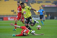 20170101 A League - Wellington Phoenix v Adelaide United