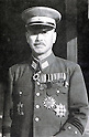 Undated - Mitsuru Ushijima was the Japanese general at the Battle of Okinawa, during the final stages of World War II.  (Photo by Kingendai Photo Library/AFLO)