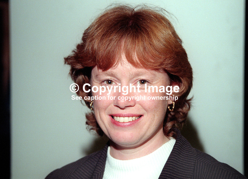 Angela Smith, MP, Labour Party, UK, October, 1997, 199710037<br /> <br /> Copyright Image from Victor Patterson, 54 Dorchester Park, Belfast, UK, BT9 6RJ<br /> <br /> t: +44 28 9066 1296<br /> m: +44 7802 353836<br /> vm +44 20 8816 7153<br /> <br /> e1: victorpatterson@me.com<br /> e2: victorpatterson@gmail.com<br /> <br /> www.victorpatterson.com<br /> <br /> IMPORTANT: Please see my Terms and Conditions of Use at www.victorpatterson.com