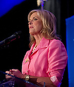 Ann Romney Attends the Latino Coalition Luncheon during the 2012 Republican National Convention in Tampa Bay, Florida on Tuesday, August 28, 2012.  .Credit: Ron Sachs / CNP.(RESTRICTION: NO New York or New Jersey Newspapers or newspapers within a 75 mile radius of New York City)