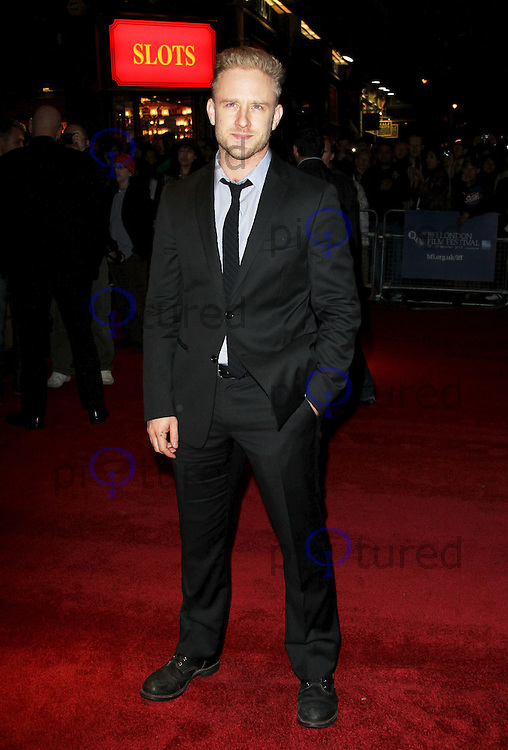 Ben Foster Rampart premiere at the 55th BFI London Film Festival, Vue Cinema, Leicester Square, London, UK. 15 October 2011. Contact: Rich@Piqtured.com +44(0)7941 079620 (Picture by Richard Goldschmidt)