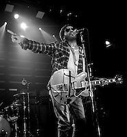 Lenny Kravitz ' Let Love Rule' 20th Annivarsary Club Tour  held at Irving Plaza on October 11, 2009