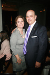 Shelley Schorsch and Nicholas Schorsch Attend Hearts of Gold's 16th Annual Fall Fundraising Gala & Fashion Show Held at the Metropolitan Pavilion, NY 11/16/12