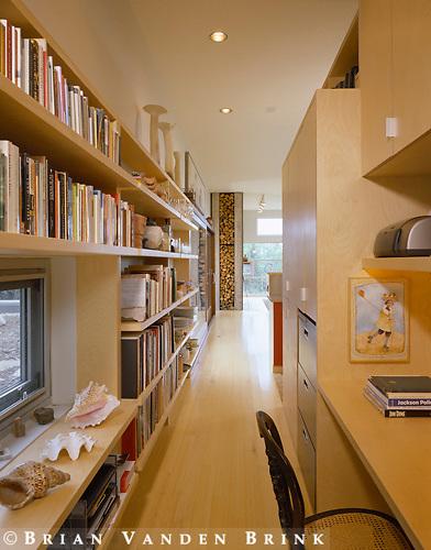 Design: Elliott Elliott Norelius Architects