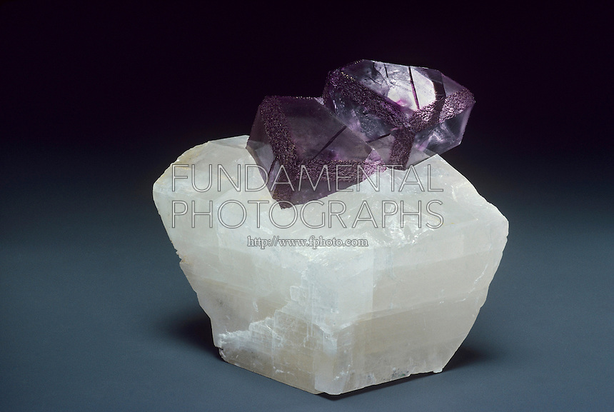 CALCIUM FLUORIDE AND CALCIUM CARBONATE<br />