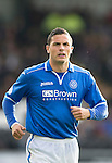 St Johnstone FC Season 2013-14<br /> Gary Miller<br /> Picture by Graeme Hart.<br /> Copyright Perthshire Picture Agency<br /> Tel: 01738 623350  Mobile: 07990 594431
