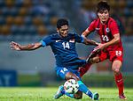 International Friendly match between Hong Kong vs Singapore