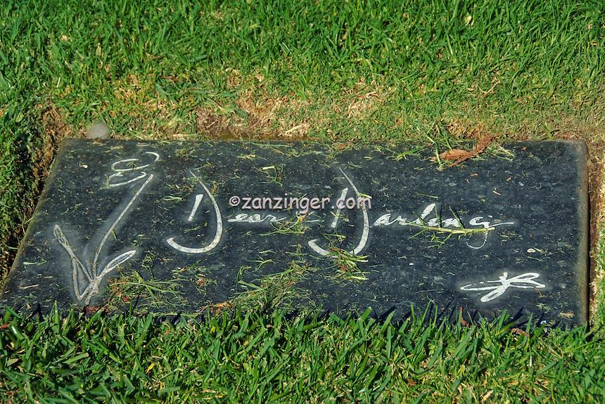Westwood Village Memorial Park celebrity, graves