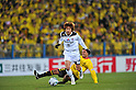 Takuma Edamura (S-Pulse), MARCH 5, 2011 - Football : 2011 J.LEAGUE Division 1,1st sec between Kashiwa Reysol 3-0 Shimizu S-Pulse at Hitachi Kashiwa Stadium, Chiba, Japan. (Photo by Jun Tsukida/AFLO SPORT) [0003]