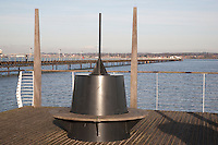 Hythe Pier; Southampton; England; UK