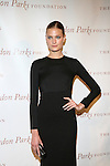 Model Constance Jablonski Attends The Gordon Parks Foundation 2013 Awards Dinner and Auction Held at the Plaza Hotel, NY