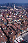 Verona from La Torre Dei Lamberti