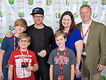 GoDaddy Bowl Christmas Experience Meet & Greet - Toby Mac