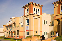 Knowledge Village, a free zone for the establishment of knowledge and research based businesses, universities and institutions.  Dubai. United Arab Emirates.
