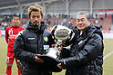 (L) &sup2;&quot;&iexcl;--El/Yuto Sato (Jef), ..FEBRUARY 20, 2011 - Football : 17th CHIBA DERBY MATCH between Kashiwa Reysol 1-0 JEF United Ichihara Chiba at Kashiwanoha Stadium, Chiba, Japan. (Photo by Akihiro Sugimoto/AFLO SPORT) [1080]