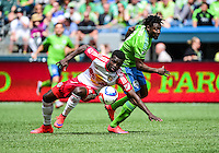 Seattle Sounders FC vs New York Red Bulls, May 31, 2015