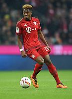 FUSSBALL  1. BUNDESLIGA  SAISON 2015/2016  24. SPIELTAG FC Bayern Muenchen - 1. FSV Mainz 05       02.03.2016 David Alaba (FC Bayern Muenchen)