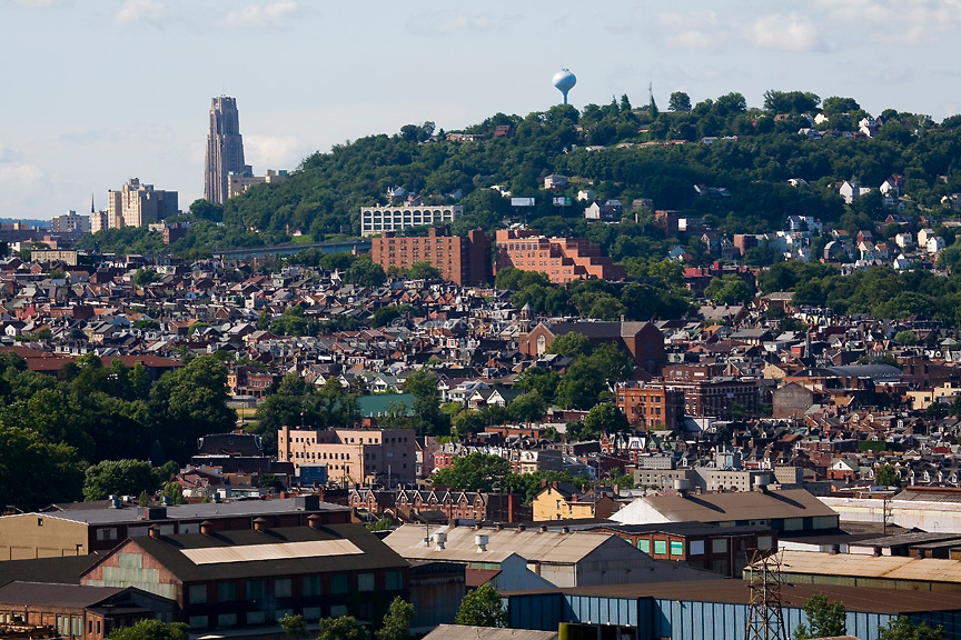 Pittsburgh's Neighborhoods - Hill District, Polish Hill and Lawrenceville