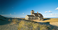 Massachusetts, Cape Cod National Seashore, Old Harbor Lifesaving Staton in Race Point, These United States pages 80-81
