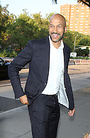 NEW YORK, NY-July 20: Keegan-Michael Key  host The Film Arcade presents New York premiere of Don't Think Twice  at Landmark Sunshine Cinema  in New York. NY July 20, 2016. Credit:RW/MediaPunch