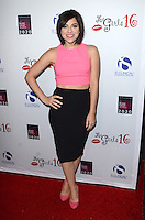 LOS ANGELES, CA - OCTOBER 16: Krysta Rodriguez at the National Breast Cancer Coalition Fund's 16th Annual Les Girls Cabaret at Avalon Hollywood on October 16, 2016 in Los Angeles, California. Credit: David Edwards/MediaPunch