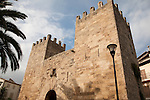 Gate and Walls of Alcudia, Majorca, Spain