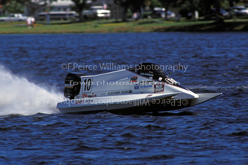 Jack Withrow (#10) West Palm Beach, FL 1992  (SST-140)