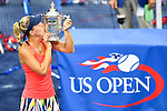 2016 US Open - Day 13 WOMEN'S FINAL MATCH  KERBER-PLISKOVA