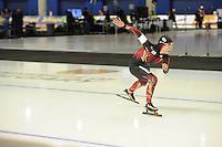 SPEEDSKATING: CALGARY: Olympic Oval, 07-03-2015, ISU World Championships Allround, Claudia Pechstein (GER), ©foto Martin de Jong