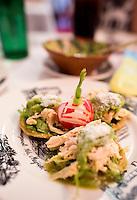Fonda el Refugio restaurant in the Zona Rosa, Mexico City.