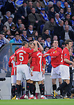 Fussball international, UEFA CL 2008/09: FC Porto - Manchester United