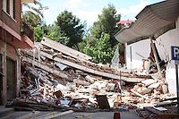 Lorca earthquake - Spain