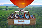 20110113 JANUARY 13 Cairns Hot Air Ballooning