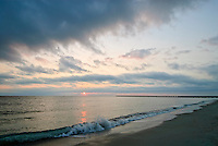 Florida, Fernandina Beach, Fort Clinch State, Sunrise
