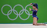 07/08/2016 - Womens Artistic Gymnastics - Rio Olympic Arena - Rio de Janeiro - Brazil
