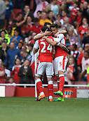 2017 Premier League Arsenal v Everton May 21st