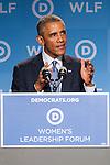 President Obama for Women's Leadership Forum 9.19.14