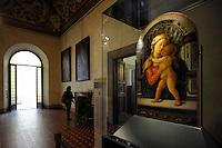 Madonna con Bambino.Palazzo Medici Riccardi..Firenze.Florence...