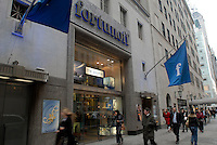 The Fortunoff store on West 57 St in NYC