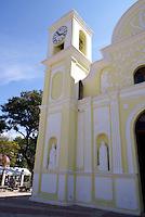 Iglesia de San Marcos church  the Spanish colonial town of Gracias, Lempira, Honduras..