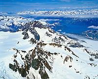 Fairweather Range and Glacier Bay, Glacier Bay National Park and Preserve, Alaska