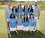 9-25-15, Skyline High School girl's golf team
